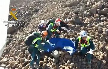 Hallan muerto a un atleta que estuvo tres años desaparecido en un volcán