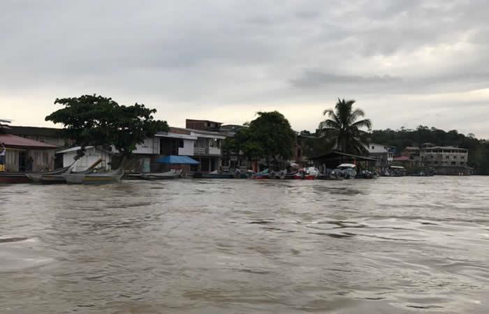 Inundaciones en Timbiquí, Cauca, provocan una grave emergencia