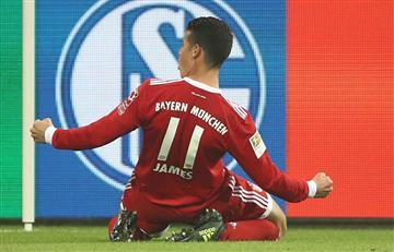 James Rodríguez: ¿Del Bayern Múnich a China?