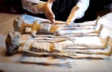 La ciencia asegura que las momias halladas en Perú sí son 'extraterrestres'