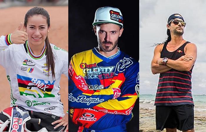 Mariana, Tatán y Orlando presentes enel Cali Sportfestival 2017