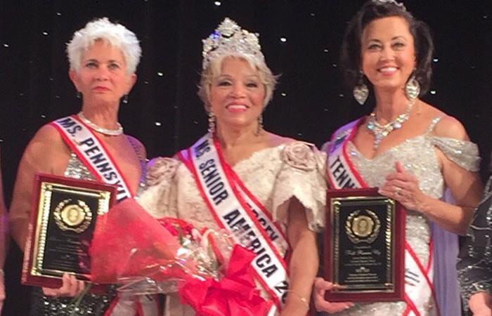 Mrs. Senior América: Concurso de belleza para abuelas en Estados Unidos