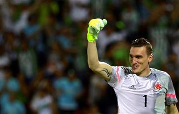 Selección Colombia: Franco Armani y las posibilidades de jugar con la 'tricolor'