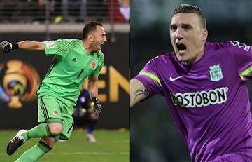 Selección Colombia: Ospina no está de acuerdo con que Armani sea convocado