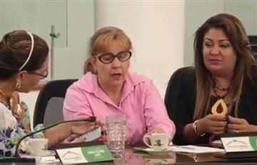 Video: Concejalas de Bucaramanga pintándose las uñas en plena sesión