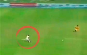 Video: Golazo del futbolista más rápido que Bolt, Cristiano y Messi