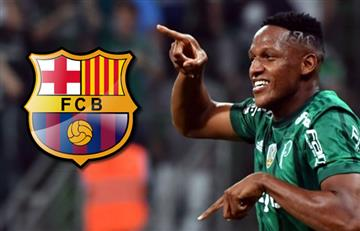 Yerry Mina: ¿Por fin llegará al Barcelona?