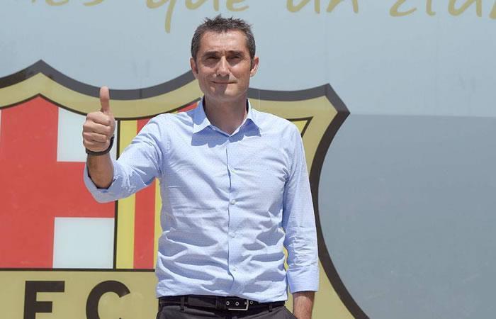 Cataluña: El técnico del Barcelona solo se centra en lo deportivo