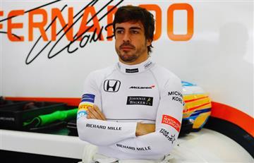 F1: Fernando Alonso correrá las 24 Horas de Daytona