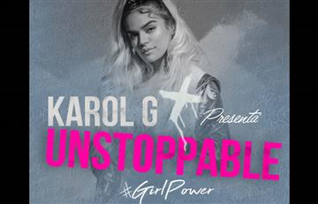 Karol G, presenta su álbum debut 'Unstoppable'