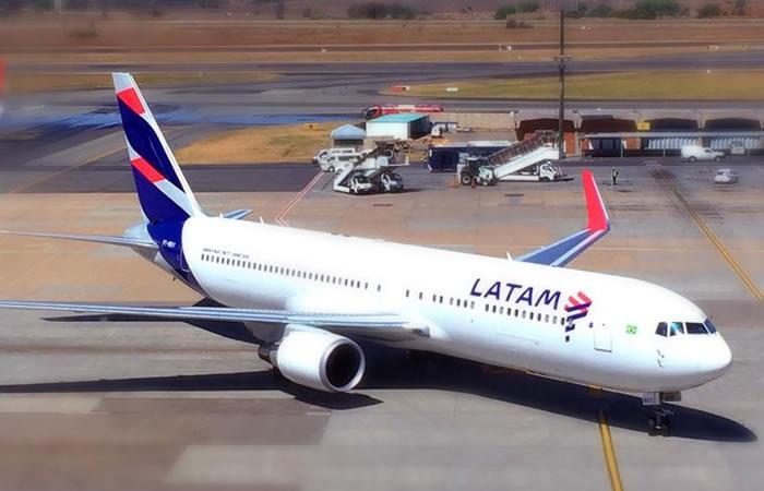 LATAM Airlines extiende medidas tarifarías