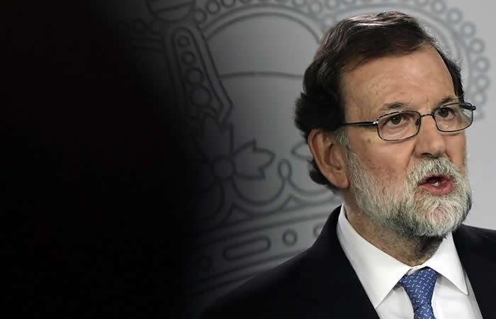 Rajoy destituye al presidente de Cataluña y convoca elecciones