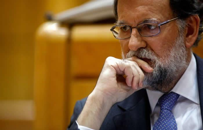 Senado autoriza al gobierno español a intervenir Cataluña