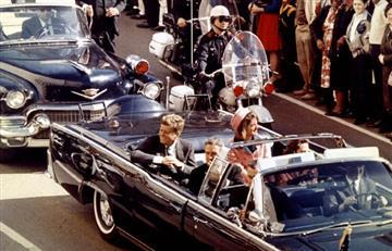 Trump no revela todos los archivos sobre el asesinato de Kennedy