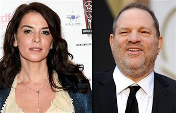 Actriz Annabella Sciorra denunció que Weinstein la violó