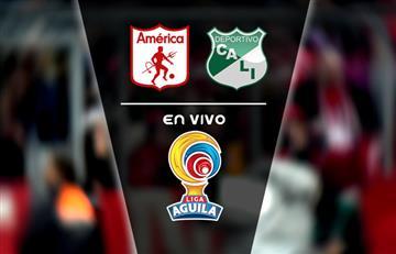Deportivo Cali vs. América de Cali: Transmisión TV, online y radio