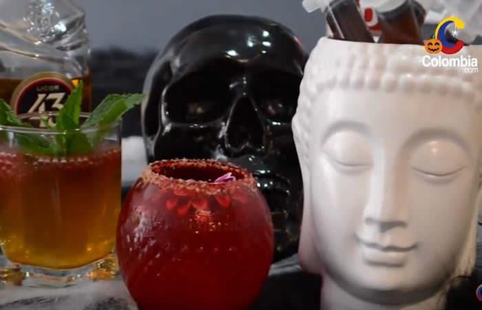 Cuatro recetas de cocteles para celebrar Halloween