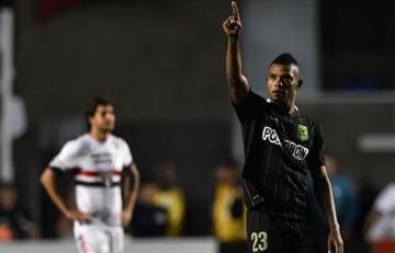 Junior se interesa por Miguel Ángel Borja para el 2018