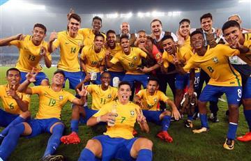 Mundial Sub 17: Brasil se queda con el tercer puesto