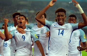 Mundial Sub 17: Inglaterra se corona campeona tras golear a España