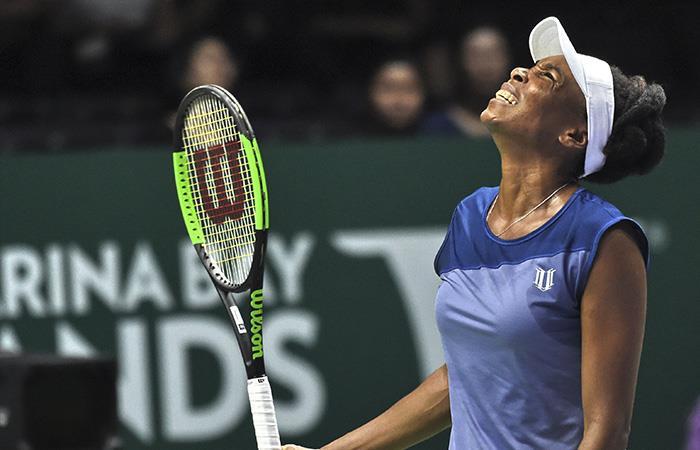 Caroline Wozniacki venció a Venus Williams y se hizo con el WTA Finals