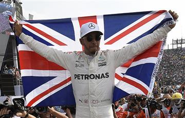 Fórmula 1: Lewis Hamilton se consagra campeón mundial