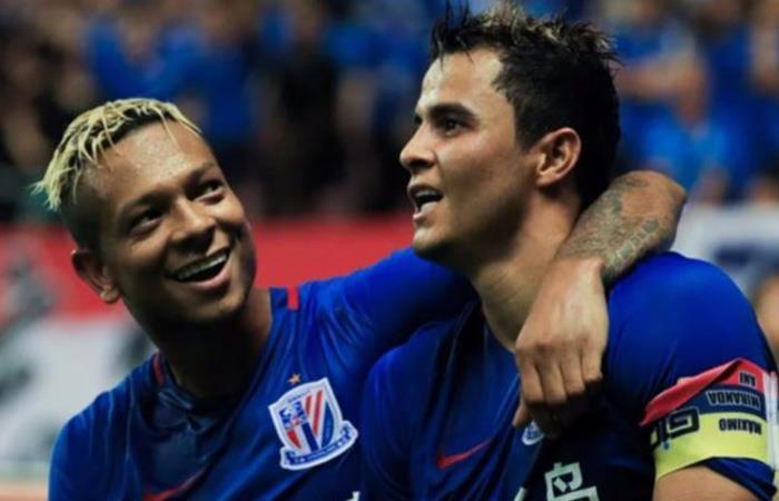 Freddy Guarín y Gio Moreno dieron una orquesta de goles en el fútbol chino