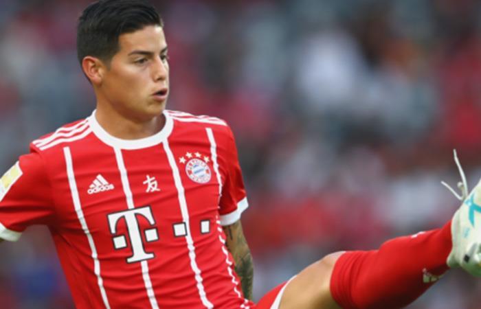 James Rodríguez rompe el silencio y manifiesta cómo se siente en el Bayern Múnich