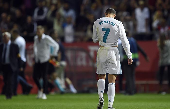 Real Madrid perdió ante el Girona y se le complican las cosas en LaLiga