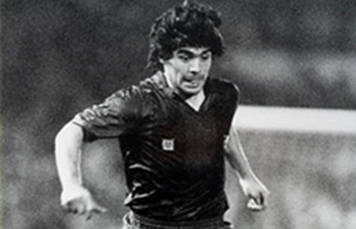 Diego Maradona estuvo a una firma de fichar con el América de Cali