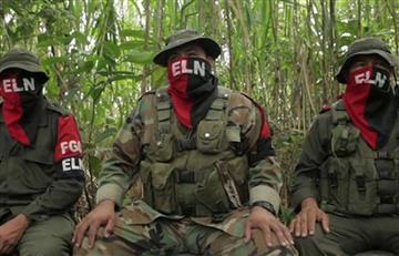 ELN reconoció que mató a líder indígena del Chocó
