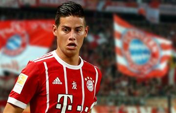 James Rodríguez: El increíble canto de los hinchas del Bayern Múnich hacia él