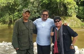 'El Paisa' está construyendo un sendero en el Caquetá según Santrich