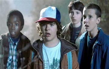 Netflix: 'Stranger Things' el antes y después de los actores