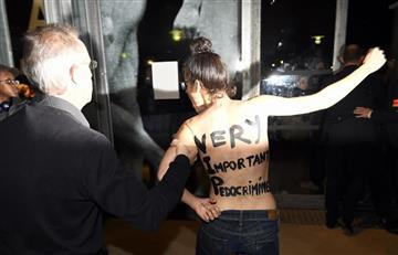 Polanski: Feministas lo esperan firmes en París