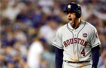 Serie Mundial: Astros vencen a los Dodgers en un partido dramático