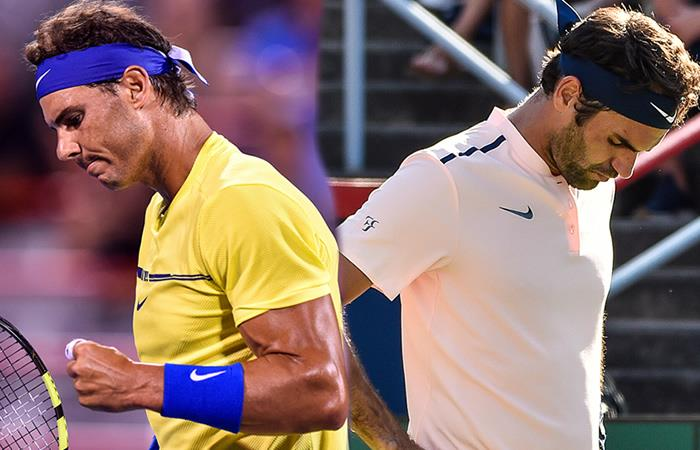 Sin Federer, Nadal espera en París asegurar el primer puesto en el ránking