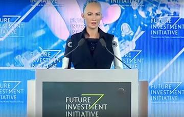 Sophia: Primer robot en obtener una ciudadanía