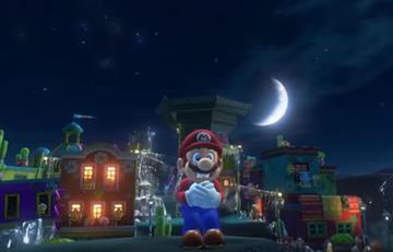 Super Mario Odyssey lo mejor del Nintendo Switch