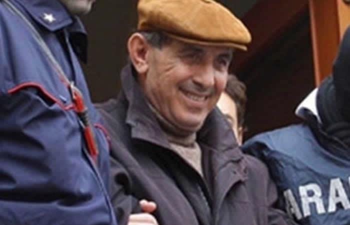 Capo italiano ordenó matar a su hija por enamorarse de un policía