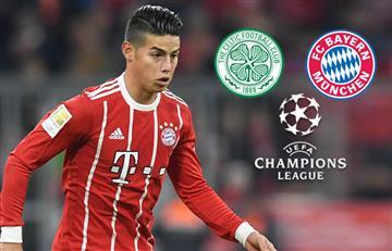 Celtic vs. Bayern Múnich: Transmisión en VIVO por TV y online
