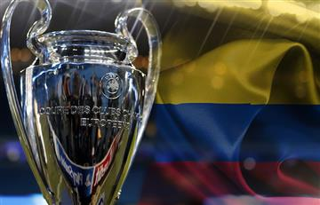 Champions League: Así jugarán los colombianos en la fecha 4