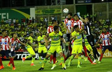 El equipo alterno de Junior derrotó a Bucaramanga en el Alfonso López
