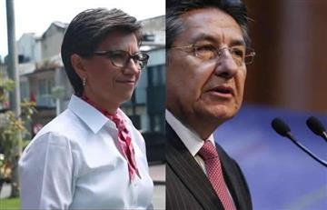 Fiscal 'entutela' a Claudia López por vincularlo con Leonidas Bustos