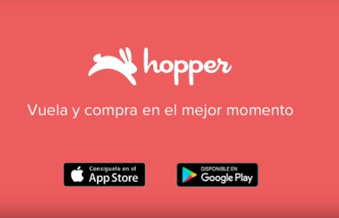 Hopper: La app que predice el precio a futuro de los pasajes en avión