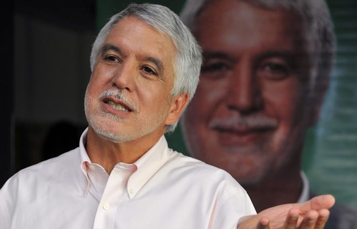 Enrique Peñalosa. Foto: AFP