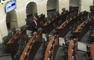 Sin quórum en el Senado, nuevamente es saboteada la JEP