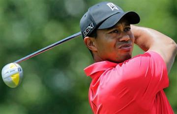 Tiger Woods volverá a la competición a finales de noviembre