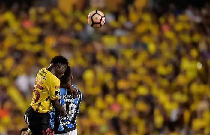 Copa Libertadores: Gremio y Barcelona, duelo decisivo para la gran final