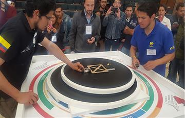 Eciciencia: Llega la XIII Olimpiada Nacional de Robótica Ecibot 2017